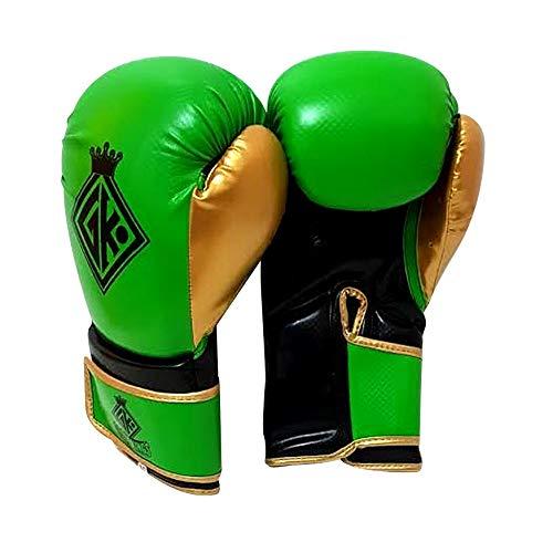 Grapple Kings Spar - Guantes de boxeo (poliuretano), color v