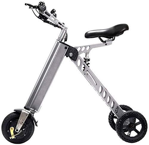 Bicicleta, bicicletas eléctricas rápidas para adultos Pequeño pequeño eléctrico para adultos para adultos bicicleta plegable bicicleta eléctrica scooter pequeño mini triciclo eléctrico batería femenin