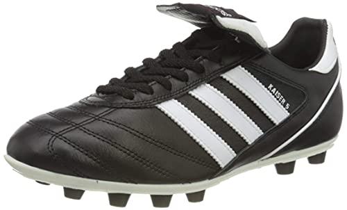 Adidas 033201, Botas de fútbol Hombre, Negro (Blackrunning White Footwearred 0), 44 EU