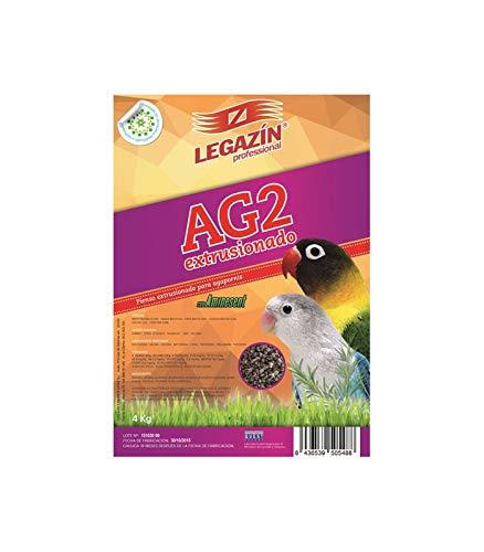 LEGAZIN AG2 PIENSO para AGAPORNIS - 700 GR