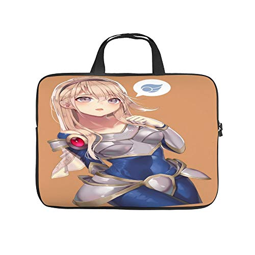 Universal Laptop Computer Tablet,Pouch,Cover for,Apple/MacBook/HP/Acer/Asus/Dell/Lenovo/Samsung,Laptop Sleeve,Fans for L-O-L Lux Anime Girls,13inch