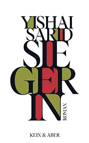 Buchseite und Rezensionen zu 'Siegerin' von  Yishai Sarid