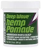 Best Wave Pomades - Wavebuilder Deep Wave Hemp Pomade Review