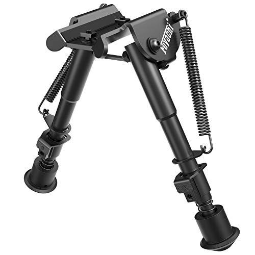 Feyachi B13 Mlok Bipod 6-9 Inch Lightweight Rilfe Bipod Directly Attach to Mlok System for Hunting and Shooting
