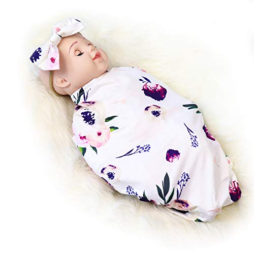 TANOFAR Newborn Swaddle Blanket