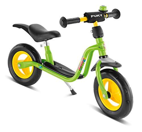 Puky PK4073 - Bicicletta Senza Pedali con Parafanghi LR, M, Verde Kiwi