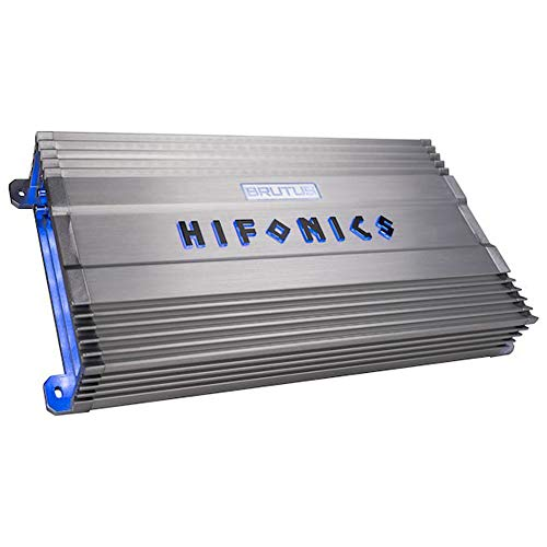 Hifonics BG-2500.1D Brutus Gamma Monoblock Super D Class 2500 Watt Car Audio Sound System Subwoofer Speaker Amp Amplifier