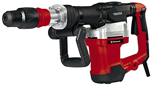 Einhell Demolition Hammer Te DH 1027, 1500 W, Impact Rate 1,900 RPM, Hammer SDS Max Thickness 32 J, Vibration dampening Material, in Case