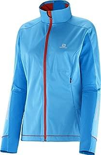 Salomon Equipe Softshell XC Ski Jacket Womens