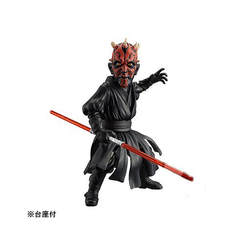 Star Wars World Collectable figures -PREMIUM-DARTH MAUL-