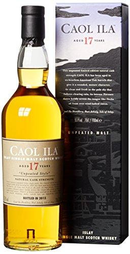 Caol Ila 17 Years Old Unpeated Malt (1 x 0.7 l)