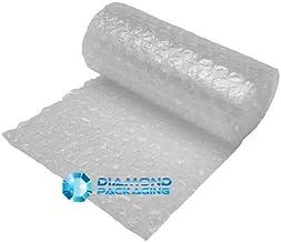 Diamond Packaging - Rollo de papel de burbujas (300 mm x 10 m, tamaño grande)