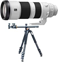 Sony FE 200-600mm f/5.6-6.3 G OSS E-Mount Lens - with Vanguard Alta Pro 264AT Tripod and TBH-100 Head with Arca-Swiss Type QR Plate photo