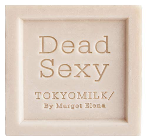 TokyoMilk Dead Sexy Embossed Boxed Soap   Perfumed, Traditional French Soap   Gently Cleanses, Soothes, and Hydrates Skin   10.6 oz/300 g