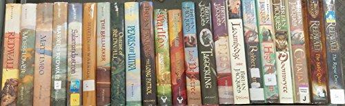 Redwall Series - Books 1 - 20 (HARDCOVER – COMPLETE 20 BOOK SET, Redwall; Mossflower; Mattimeo; Mariel of Redwall; Salamandastron; Martin the Warrior; Bellmaker; Outcast of Redwall; Pearls of Lutra; Long Patrol; Marlfox; Legend of Luke; Lord Brocktree; Taggerung; Triss; Loamhedge; Rakkety Tam; High Rhulain; Eulalia!; & Doomwyte.)