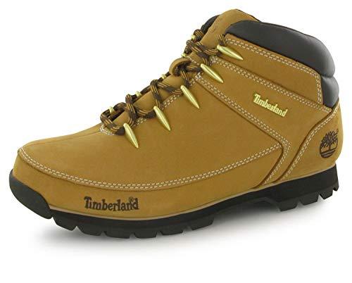 Timberland Euro Sprint Hiker-Botas de montaña para hombre , color marrón, talla...