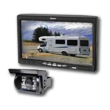 New 18 x 18cm Rear View Mirror for Camion Truck Lorry Van Caravan Fourgon 2 pcs