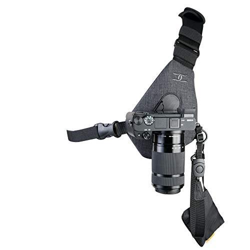 Cotton carrier cc0031 arnés Skout para 1 cámara.
