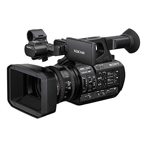 Sony PXW-Z190 Compact 4K 3-CMOS 1/3-type...