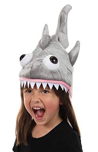 Elope Hai-Mütze für Kinder und Erwachsene