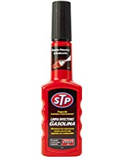 STP ST53200ES Tratamiento Limpia INYECTORES Coche Gasolina 200 ML Reduce Las emisiones del Tubo de Escape