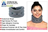 Accuhealth Soft cervical collar with Eyelets (Large (16-18 inch))