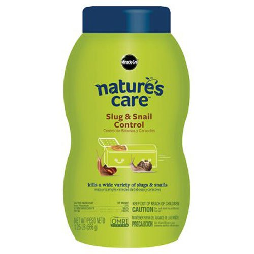 Miracle-Gro Nature's Care Slug and Snail Control, 1.25lb