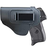 IWB Holster Fits:Ruger EC9S / LC9S / LC380 / SR22 - Inside Waistband Concealed Carry Pistols Holster