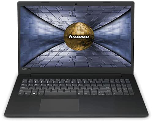 Portatile Lenovo V145-15AST cpu AMD A6-9225 boost a 2.6 ghz, Notebook 15.6  Display HD 1366x768 Pixels, DDR4 8 GB, SSD 256 GB, webcam, Dvd, Wi-fi, Bt, Win 10 Pro, Black Edition, Gar. Italia