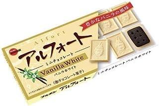 ブルボン アルフォート ミニチョコレート バニラホワイト 12個×10箱入×(2ケース)