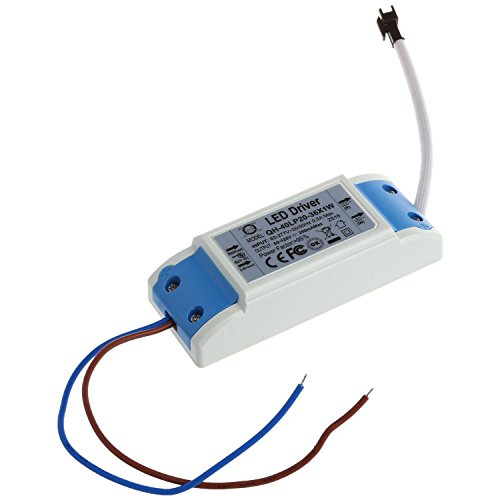 RETTI LED Treiber 20-36W Driver Trafo Transformator 60-120V AC 85-277V Hochwertig