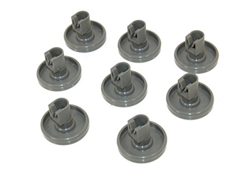 Electrolux Dishwasher Lower Basket Wheels Pack Of 8 - 50286965004 DX303SK [Energy Class A+++]