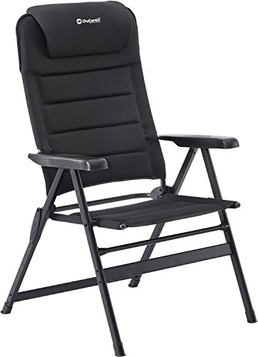 Outwell Grand Canyon Klappstuhl, Black, One Size