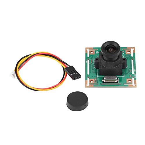 DAUERHAFT Control de luz Alto Peso Ligero Mini cámara FPV Drone Cámara FPV Restauración de Punto Blanco para cámara 5.8G / 1.2G / 2.4G