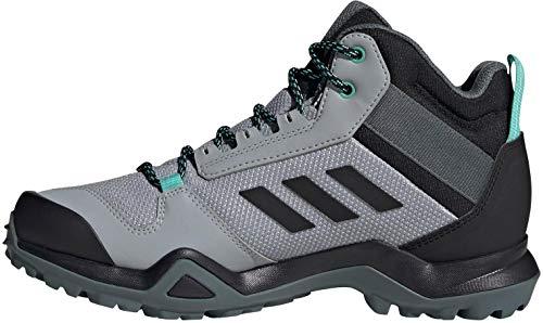 adidas Damen Terrex AX3 MID GTX W Trekking-& Wanderstiefel, Plahal Negbas Menaci, 38 2/3 EU