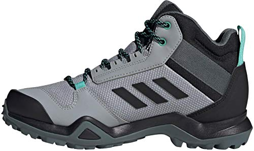 adidas Damen Terrex AX3 MID GTX W Trekking-& Wanderstiefel, Plahal Negbas Menaci, 42 EU