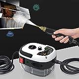 LTJT-MR Hochtemperatur- Und Hochdruck-Dampfreiniger Klimaanlage Küche Dunstabzugshaube Ölig Multifunktions Haushalt 2500W Waschmaschinen-Desinfektion