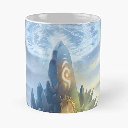 The Floating Fortress Cla-ssic Mug