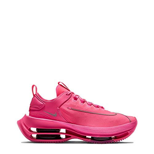 Nike Zoom Double Stacked, Zapatillas de Gimnasio Mujer, Pink Blast Black Pink Blast, 37.5 EU