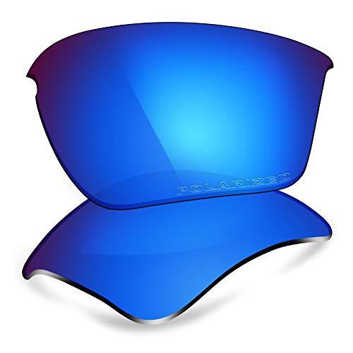 ThunderClap Lentes antiniebla de repuesto para gafas de sol Oakley Half Jacket 2.0 XL OO9154