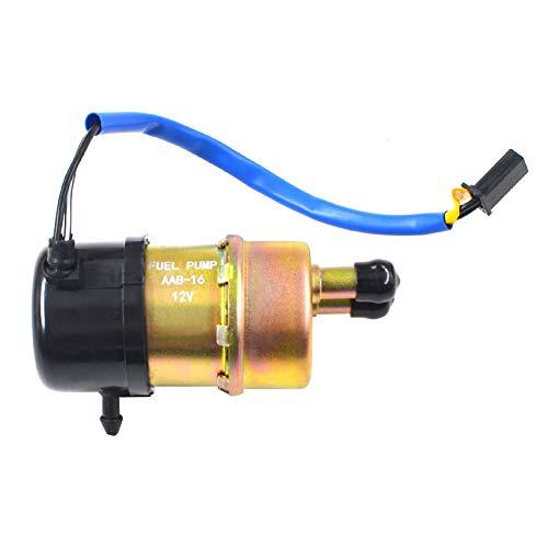 AHL Fuel Pump for Yamaha YZF R6 1999-2002 YZF600R 1996-2004 / Kawasaki Ninja ZX6 ZX600E 1993-2002 ZX6R ZX600F 1995-1997