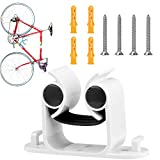 3UMeter Bike Clip Bicycle Parking Buckle Road/Mountain Bicycle Rack Indoor Outdoor Stand Display Tool Kit Bicycle Storage for Home Wall Mount Hook Bicycle Parking Frame for Road Bikes