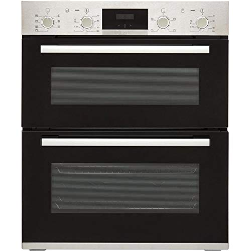 Bosch NBS533BS0B Built-In Electric Double Oven in Stainless...