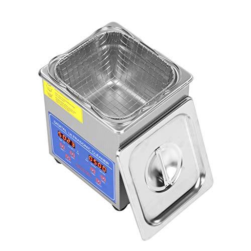 2L 60W Edelstahl Industrie Beheizter Ultraschallreiniger Ultraschall-Reinigungsmaschine Beheizter Timer