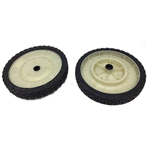 Agri-Fab Qty 2 Craftsman Lawn Sweeper Drive Wheel & Tire 44930 44931 44932 44933