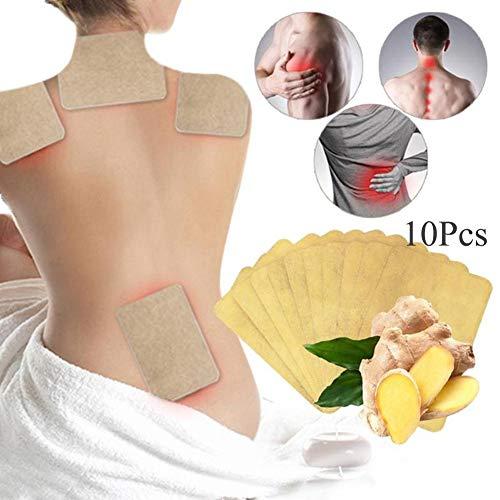 Herbal Ginger Patch, fördern die Durchblutung, lindern Schmerzen und verbessern den Schlaf, gemeinsame Schmerzlinderung