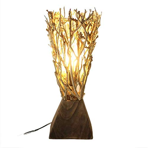Lámpara de Mesa de Iluminación Decorativa Interior Lámpara de mesa - Lámparas de mesa - Pequeño mesita de noche Lámparas Juego de lámparas tela de la cortina de noche Escritorio for el dormitorio, sal