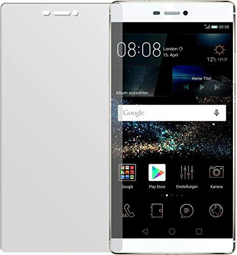 dipos I 2X Schutzfolie matt kompatibel mit Huawei P8 Folie Bildschirmschutzfolie