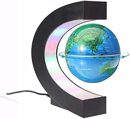 XIANGE100-SHOP World Globe 1 Fresno Mall Levitation Pcs Limited time for free shipping School Student