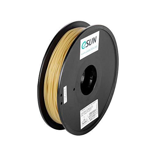 Aibecy eSUN PVA 1.75mm 3D Printers Filament 0.5kg(1.1lb) Spool Water-Soluble Consumables Natural Material Refills